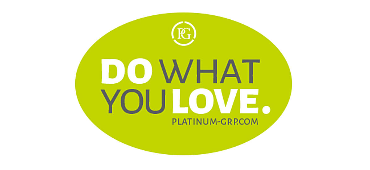do what you love sticker for news
