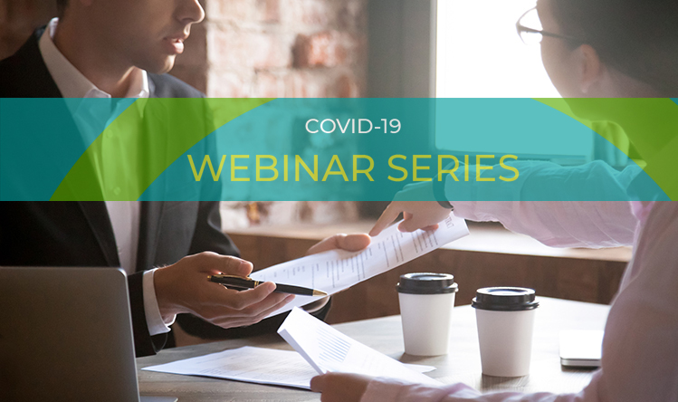 COVID-19: Webinar 4: Employer Updates