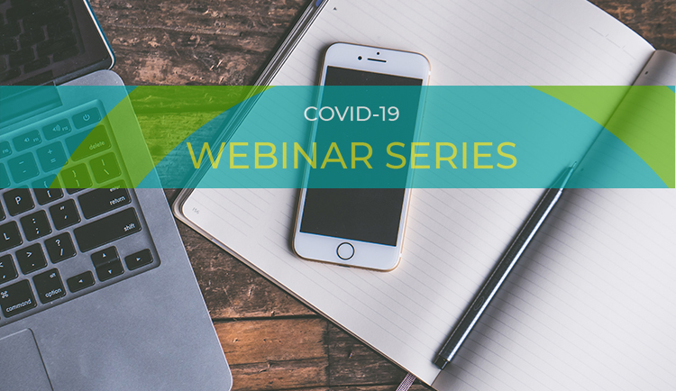 COVID-19: Webinar 5: Employment Law, Loan and CARES Act Updates