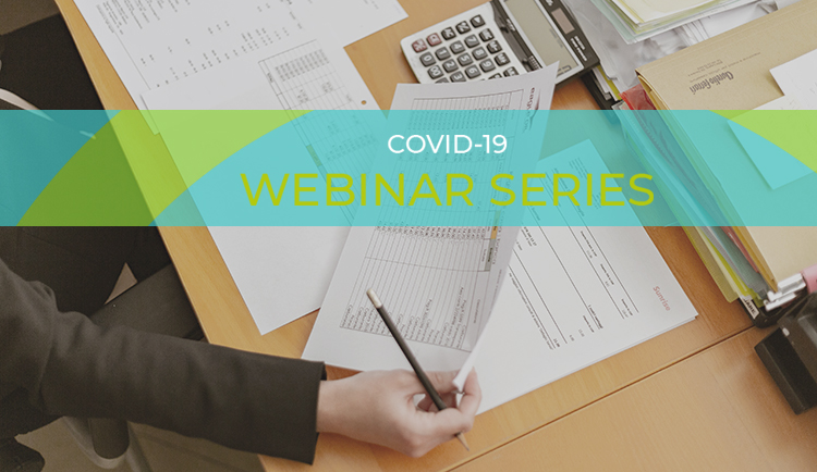 COVID-19: Webinar 12: PPP Loan Forgiveness | EEOC & OSHA Guidance | EIDL Update